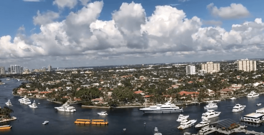 2017 Fort Lauderdale International Boat Show has finished!