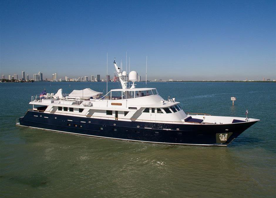 Come aboard ARIADNE in the Bahamas