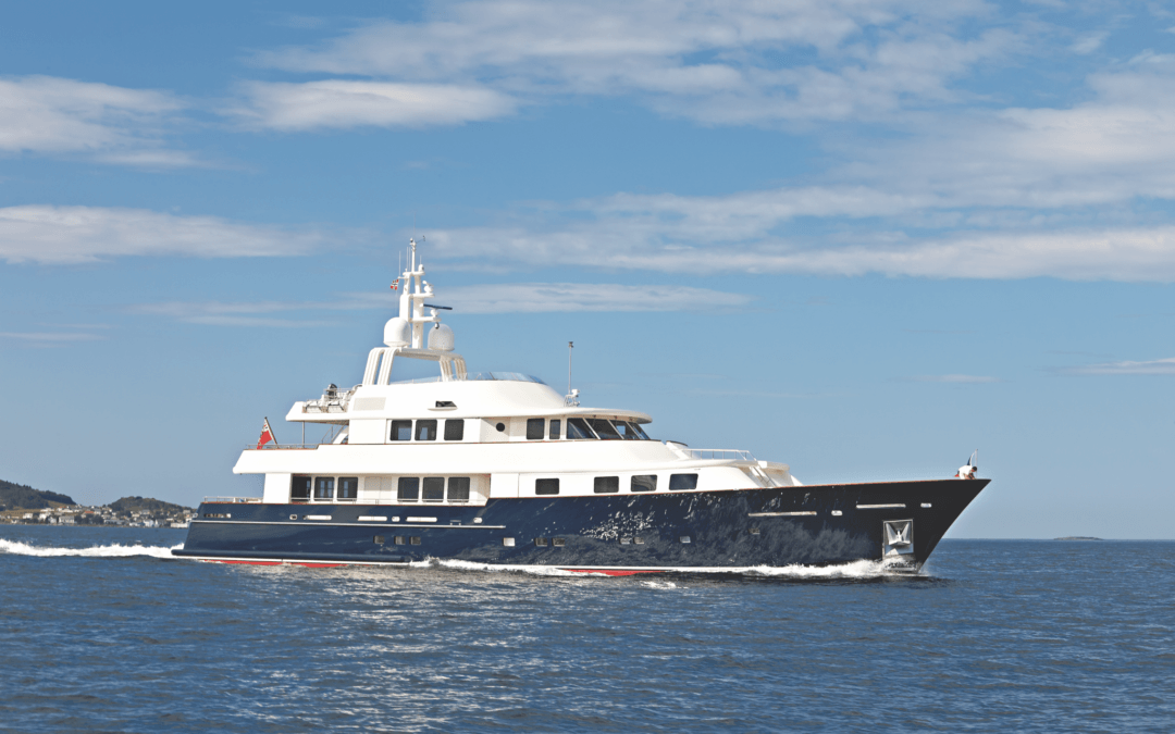 $1M price drop on HJB motor yacht Ninkasi