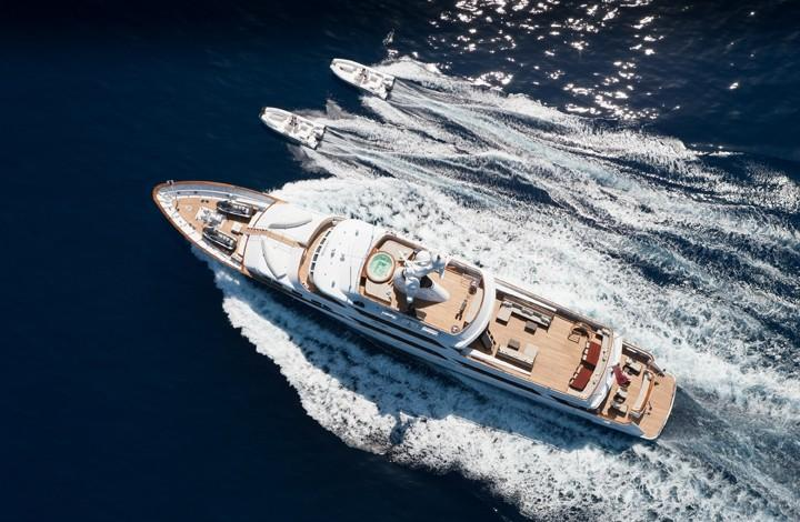 Montenegro Charter Special aboard Feadship MIRAGE