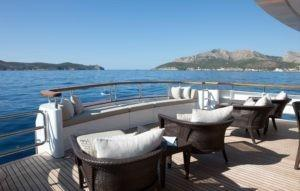 Feadship Mirage Aft Deck 2