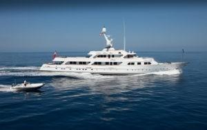 Feadship Mirage Aerial 2