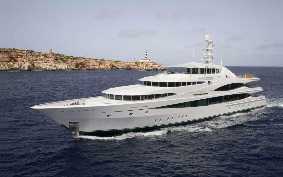 $4 Million Price Reduction on 68m Feadship LADY CHRISTINE