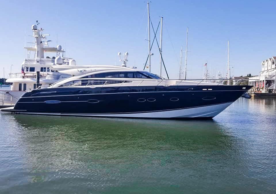Princess Yacht NIKITA Price Reduction