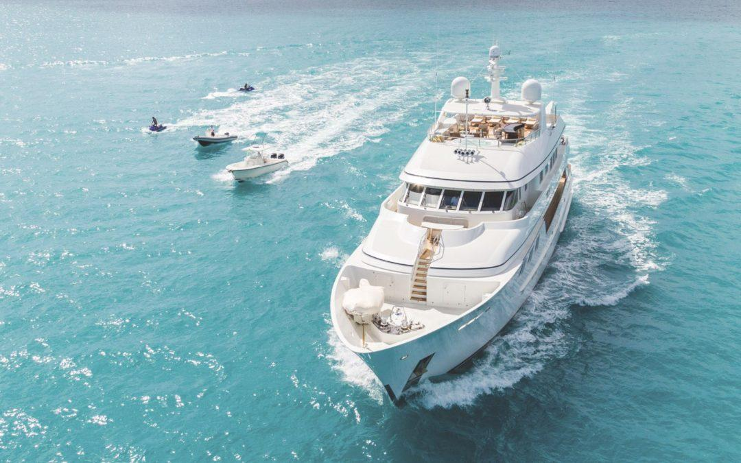 SOLD – 144′ Burger Yacht MIM