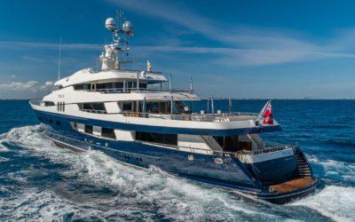 70m Expedition Yacht FELIX for Sale