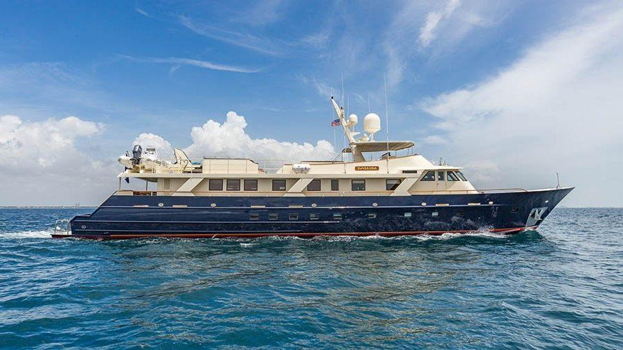 Charter Yacht ARIADNE Profiled by Yachting Magazine