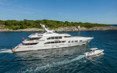 Aspen Alternative Summer Yacht Charter in Nova Scotia