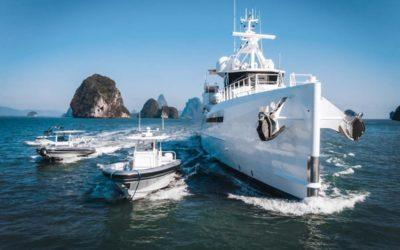 Shadow Yacht UMBRA for Sale