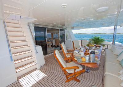 103 Johnson LORAX Luxury Yacht Charter-12