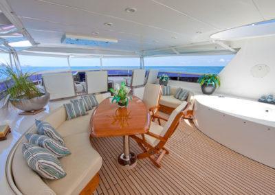 103 Johnson LORAX Luxury Yacht Charter-9