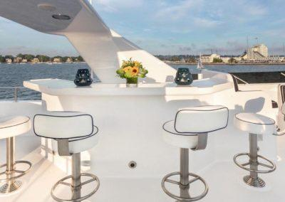 127 Burger IMPETUOUS Luxury Yacht Charter-30