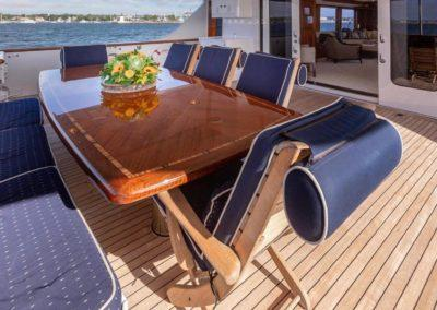 127 Burger IMPETUOUS Luxury Yacht Charter-9