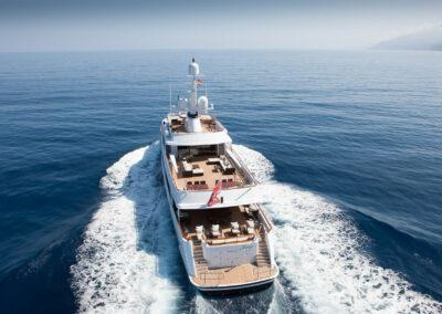 53m-Feadship-Mirage-luxury-yacht-charter-aerial-3