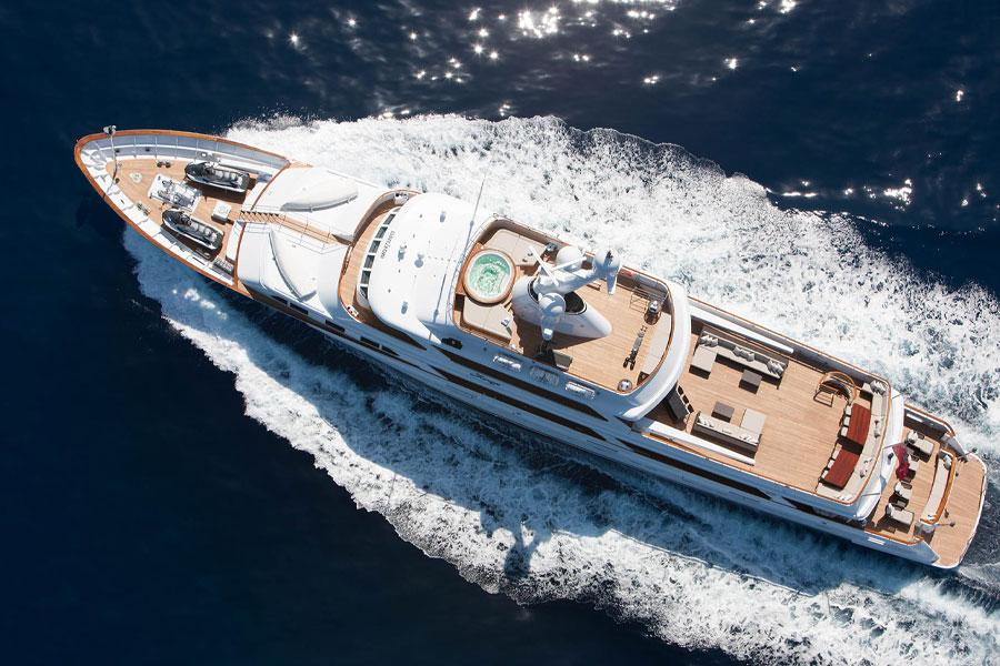 53m-Feadship-Mirage-luxury-yacht-charter-aerial-6-(900px)