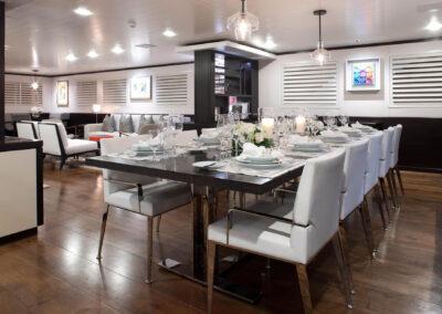 53m-Feadship-Mirage-luxury-yacht-charter-salon-dining-1