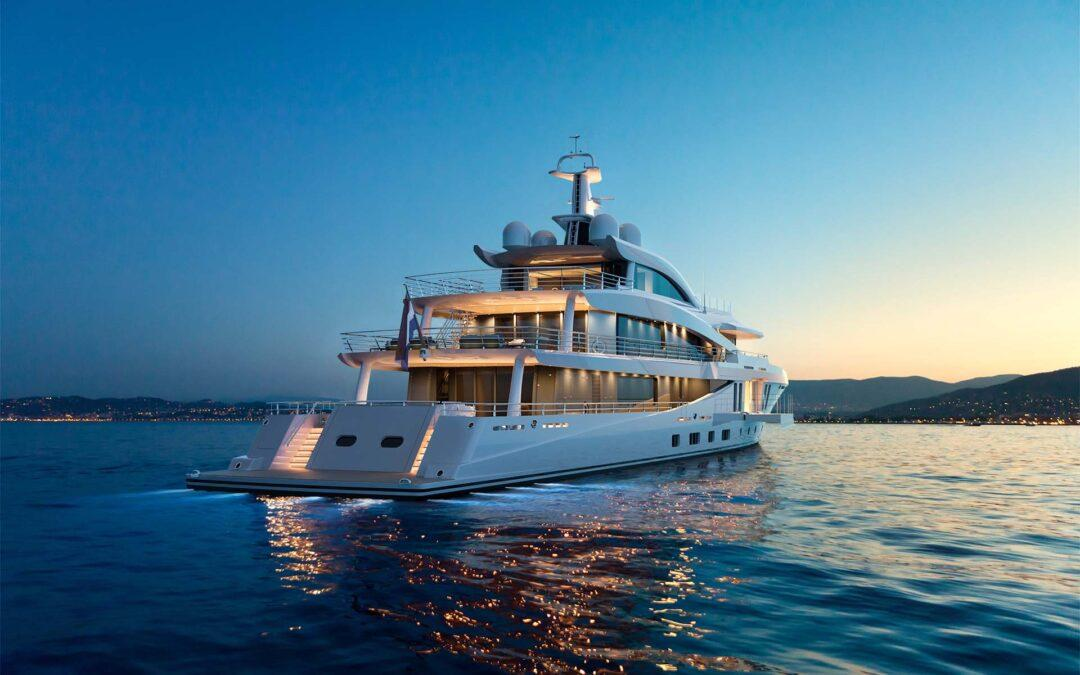 Amels 200-02 Limited Editions Superyacht SOLD